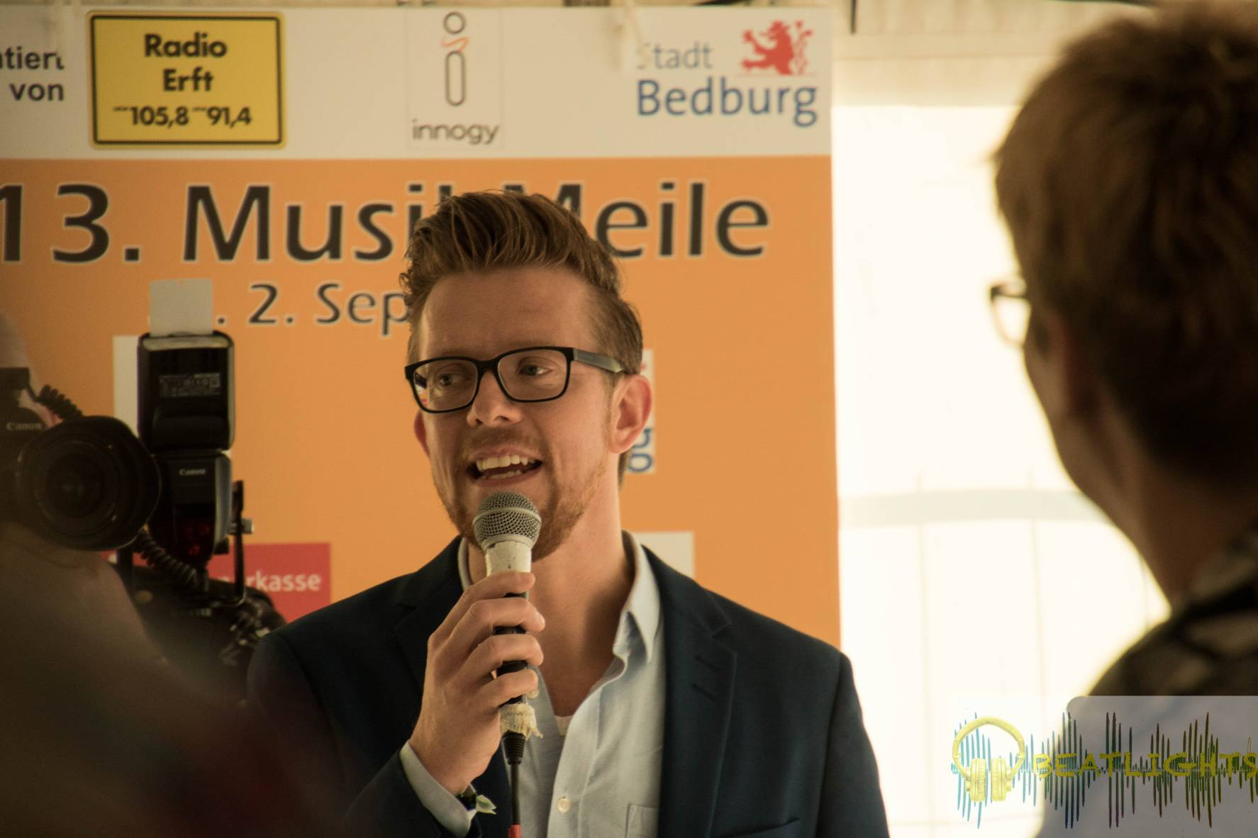 Opening MusikMeile